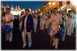 Défilé pour la fête des pêcheurs, 4 juillet 2008