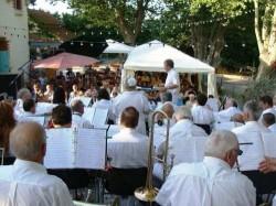 Concert à la Guinguette de Bessan, le 20 juin 2009