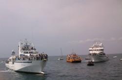 Fête des pêcheurs, 4 juillet 2010