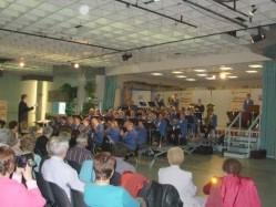 Concert de l'Harmonie de Sète à la salle Georges-Brassens