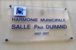 Salle Paul-Durand