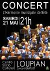 Concert à Loupian le 21 mai 2011