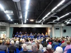 Concert du 4 décembre 2011, salle Georges-Brassens à Sète