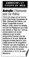 Midi Libre du 28 octobre 2012