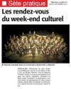 Midi Libre du 6 novembre 2014