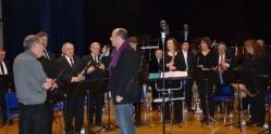 Concert du 7 mars 2015 à Florensac (photo : Midi Libre)