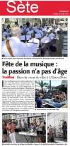 Midi Libre du 22/06/2015