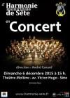 Concert de la Sainte-Cécile 2015