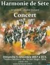 Concert de la Saint-Cécile 2017
