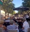 Concert à Mèze