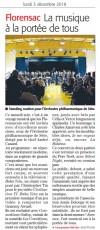 Midi Libre du 03/12/2018