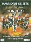 Concert du 15 décembre 2019