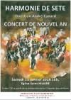 Concert du Nouvel An à Mèze