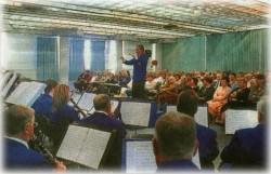 Concert de printemps, dimanche 6 avril 2008, salle Georges-Brassens à Sète